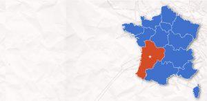 carte-france-nouvelle-aquitaine