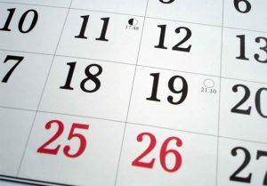 Date déménagement