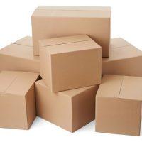 Livraison des cartons-à domicile